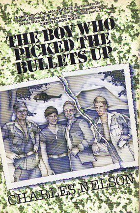 """So many great bueer books out there, but Charles Nelson's <em>The Boy Who Picked the Bullets Up</em> is my underrepresented"
