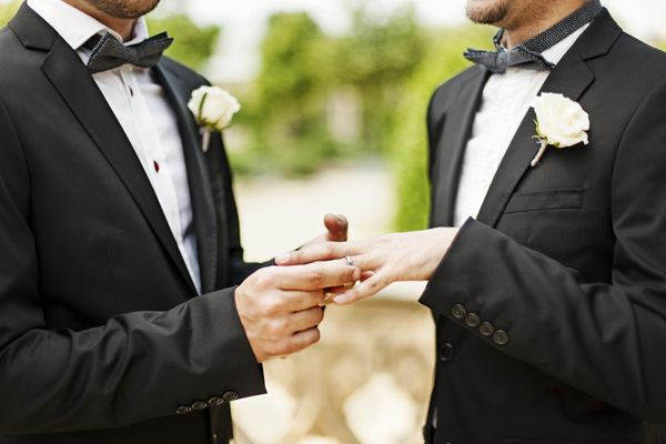 This year was a bonanza for marriage equality, as 18 more states saw gay and lesbian couples walking down the aisle, bringing