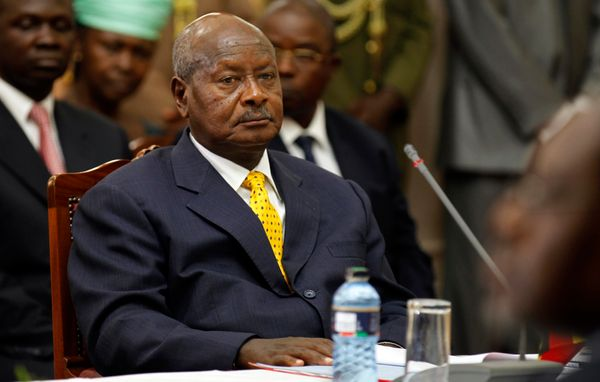 """After several years of international pressure seemed to prevent the passage of the so-called """"kill the gays"""" bill in Uganda,"""