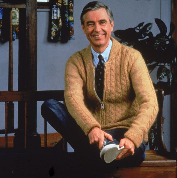 """Wasn't he gay?"" That's what people often ask me when they learn that I'm working on a book about Fred Rogers -- the beloved"