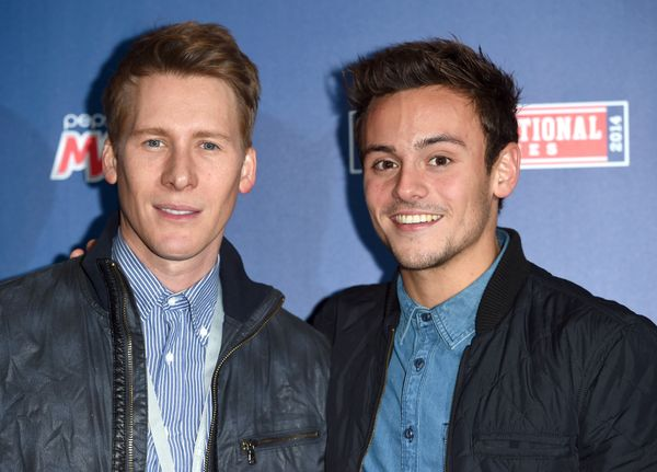 "Tom Daley moved from <a href=""https://www.youtube.com/watch?v=OJwJnoB9EKw"" target=""_blank"">saying that though he was sexually"