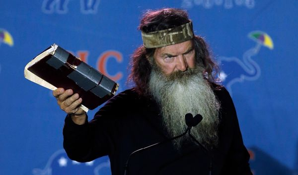 """In late 2013, GQ published a profile on """"Duck Dynasty"""" patriarch Phil Robertson in which the reality star <a href=""""http://www"""