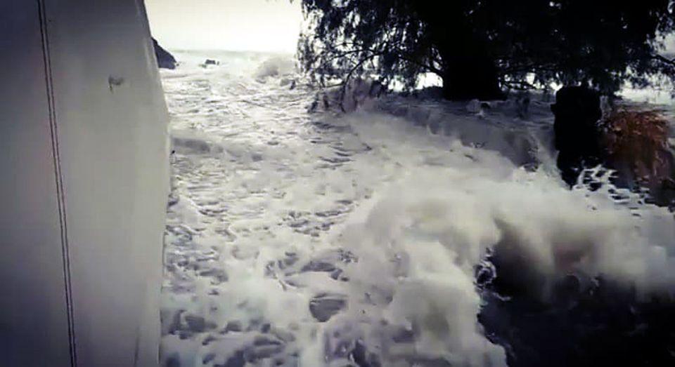 Σε συναγερμό για τον «Ξενοφώντα». Μεγάλα προβλήματα στην Πελοπόννησο. Πολιορκία της Αττικής με ανέμους...