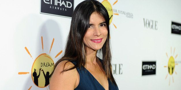 BEVERLY HILLS, CA - OCTOBER 24:  Actress Patricia Velasquez attends Dream for Future Africa Foundation Inaugural Gala honorin