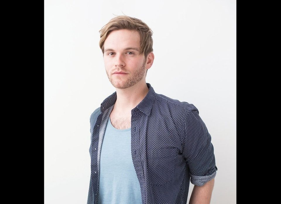 "Van Hansis is the acclaimed three-time Emmy nominee from ""As The World Turns,"" and the star of LOGO's series ""Eastsiders."""