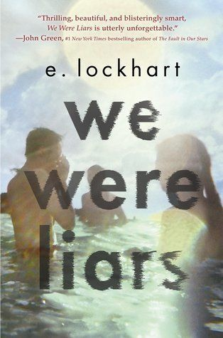 E. Lockhart writes about smart kids with secrets in The Disreputable History of Frankie Landau Banks and We Were Liars.