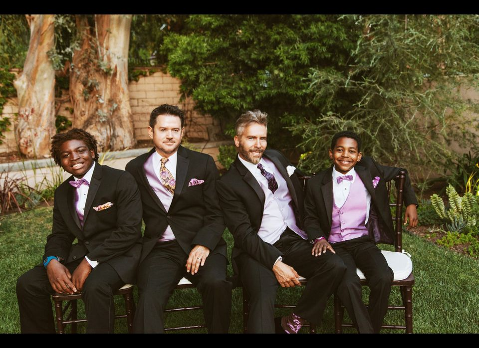 "Mason Edwards-Stout, Kergan Edwards-Stout, Russ Noe, and Marcus Edwards-Stout.  Photography by <a href=""http://www.saraplus"