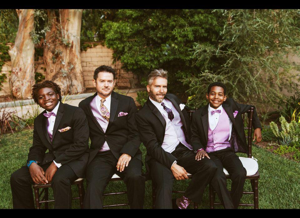 "Mason Edwards-Stout, Kergan Edwards-Stout, Russ Noe, and Marcus Edwards-Stout.  Photography by <a href=""http://www.saraplusry"