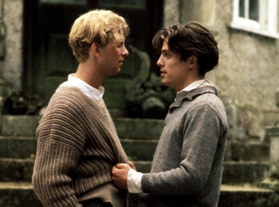 James Wilby and Hugh Grant star in this period film about two men who fall in love, at a time when homosexuality was still no