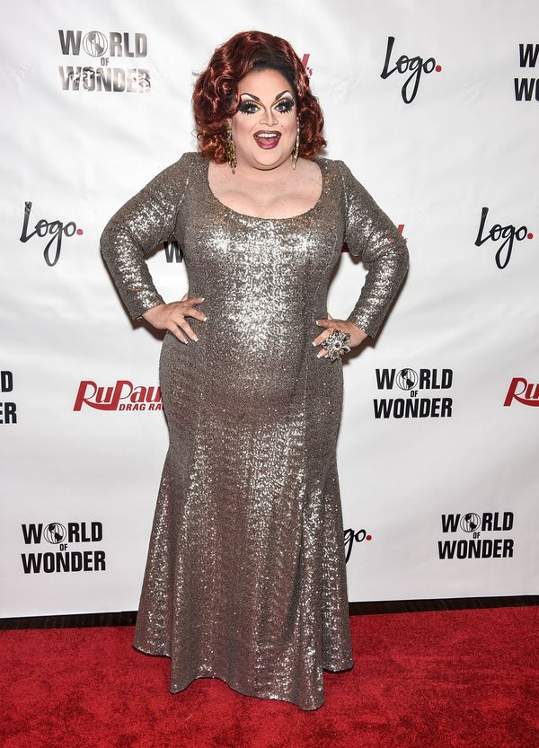 NEW YORK, NY - JUNE 01:  Ginger Minj attends 'RuPaul's Drag Race' Season 7 Finale And Coronation on June 1, 2015 in New York