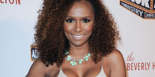 Janet Mock arrives at the 2013 ADColor Awards at he Beverly Hilton Hotel on Saturday, Sept. 21, 2013 in Beverly Hills, Calif.