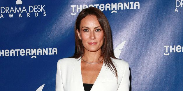 Laura Benanti attends the 60th Annual Drama Desk Awards at Anita's Way on Sunday, May 31, 2015, in New York. (Photo by Amy Su
