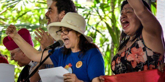 The daughter of Cuban President Raul Castro and director of the National Centre for Sexual Education (CENESEX) Mariela Castro