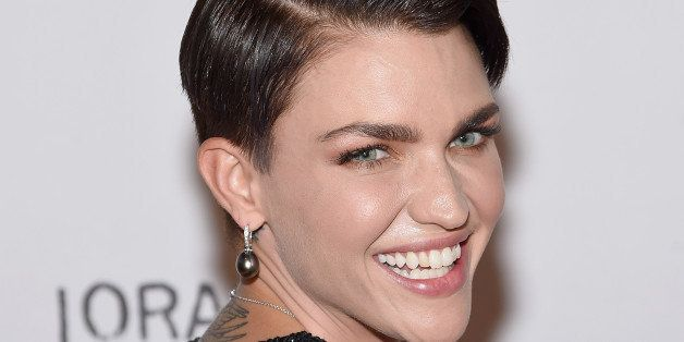 NEW YORK, NY - JUNE 11:  Ruby Rose attends the 'Orangecon' Fan Event at Skylight Clarkson SQ. on June 11, 2015 in New York Ci