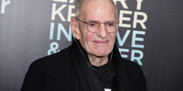 NEW YORK, NY - JUNE 01:  Larry Kramer attends the 'Larry Kramer In Love And Anger' New York premiere at Time Warner Center on