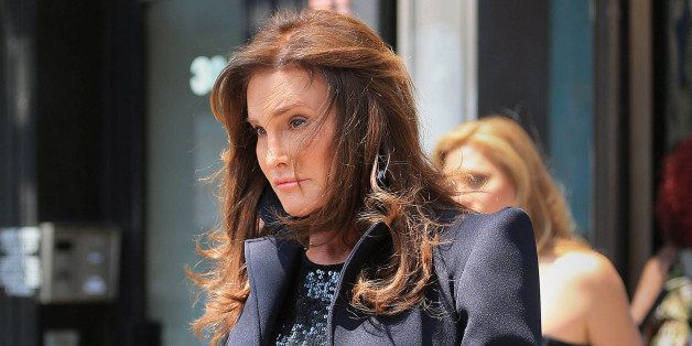 Photo by: XPX/STAR MAX/IPx copyright 2015 6/30/15 Caitlyn Jenner is seen in New York City.