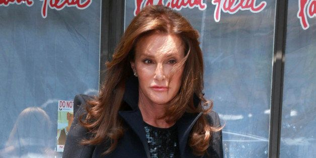 Photo by: KGC-146/STAR MAX/IPx 2015 6/30/15 Caitlyn Jenner is seen at the Patricia Field Store in New York City. (NYC)