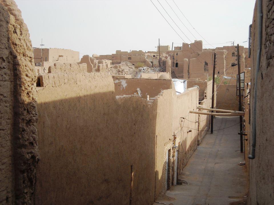YAZD : Η περσική πόλη του
