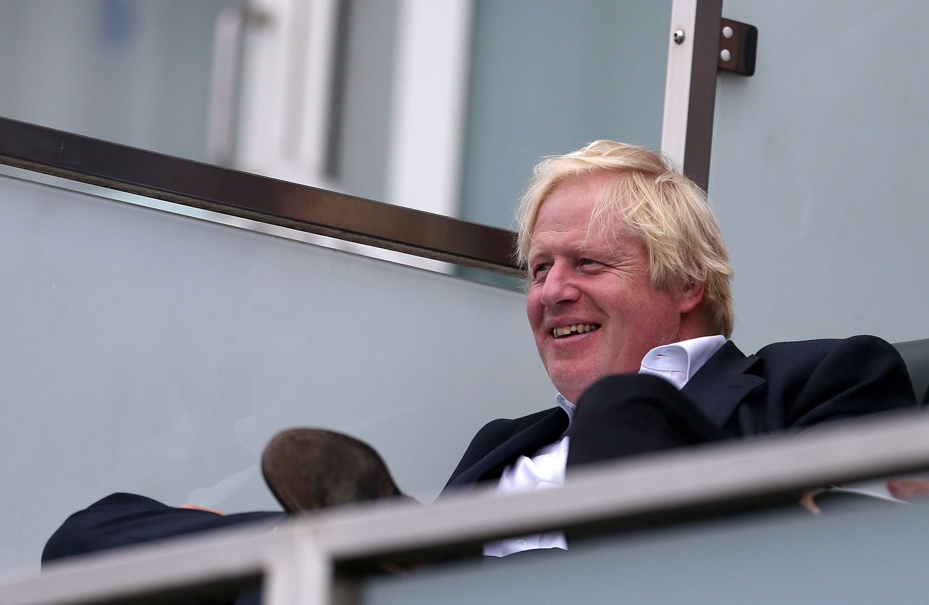 Boris Johnson calls on prime minister to 'chuck Chequers'