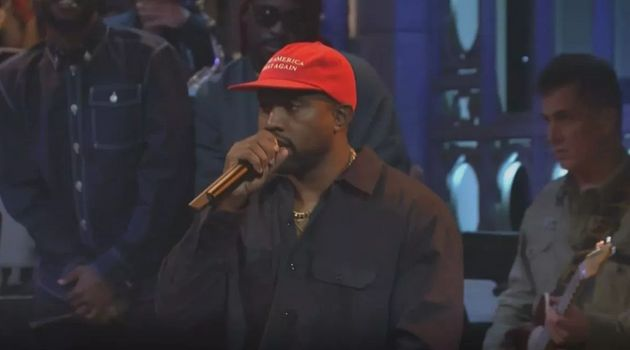 Kanye West pledges his support for Trump once