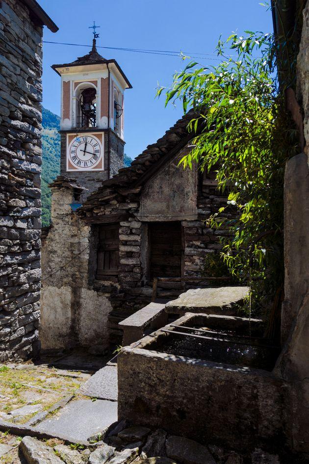 Γιατί ολόκληρο ελβετικό χωριό γίνεται