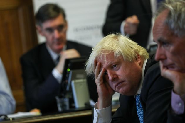 Boris Johnson Ridiculed By Tories Over His Latest 'Brexit Bridge'