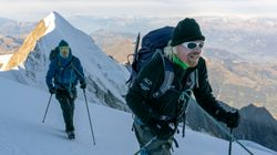 Sir Richard Branson And Son 'Seconds From Death' During 'Terrifying' Mont Blanc