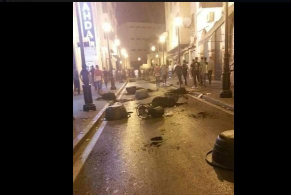 Tensions à Tétouan: Les ultras du Moghreb Athletic de Tétouan rejettent toute