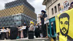 Hundreds Of British Sikhs Protest Against Anti-Terror Raids