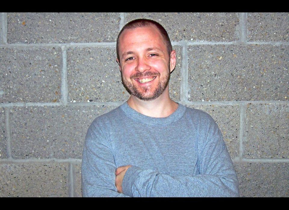 Daniel McGowan at FCI Terre Haute
