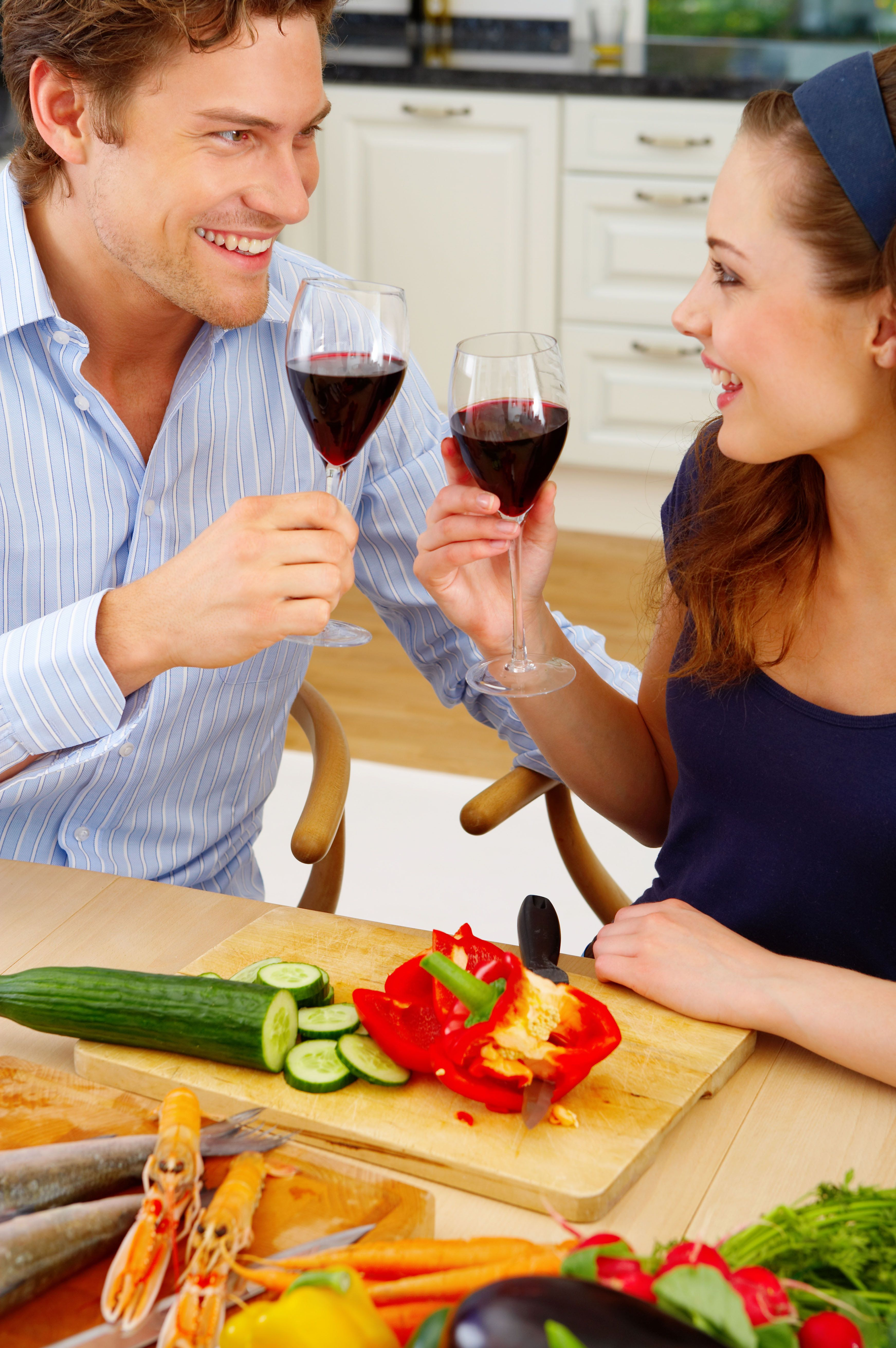 Food service dating site