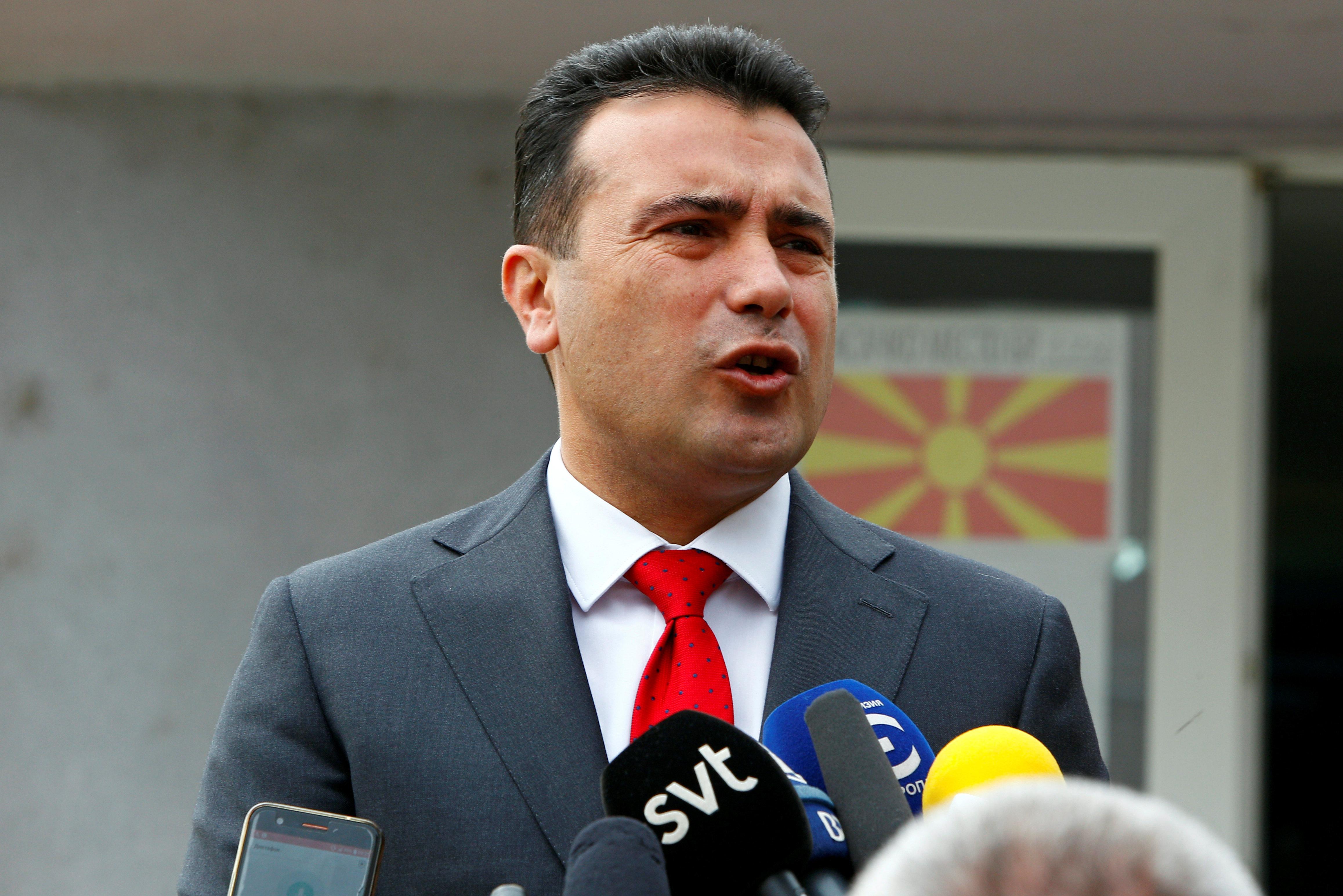Ο Ζάεφ επιμένει και πάει τη Συμφωνία των Πρεσπών στη Βουλή: Οι αποφάσεις λαμβάνονται από αυτούς που