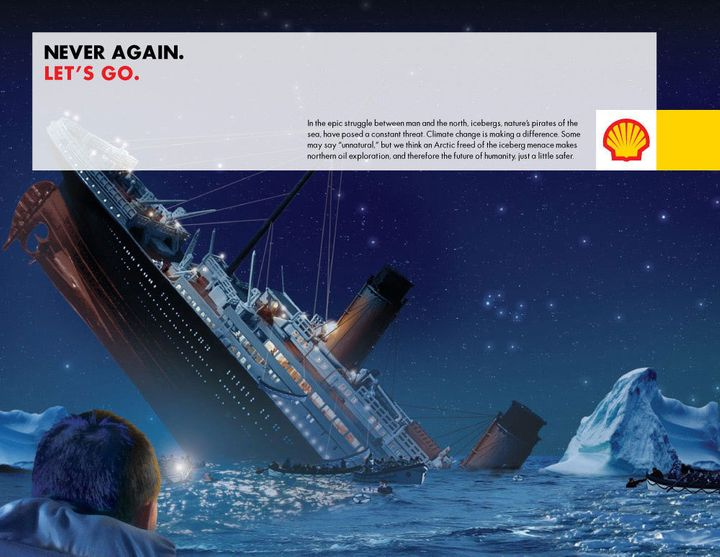 Shell Arctic Ready Hoax Website By Greenpeace Takes Internet By