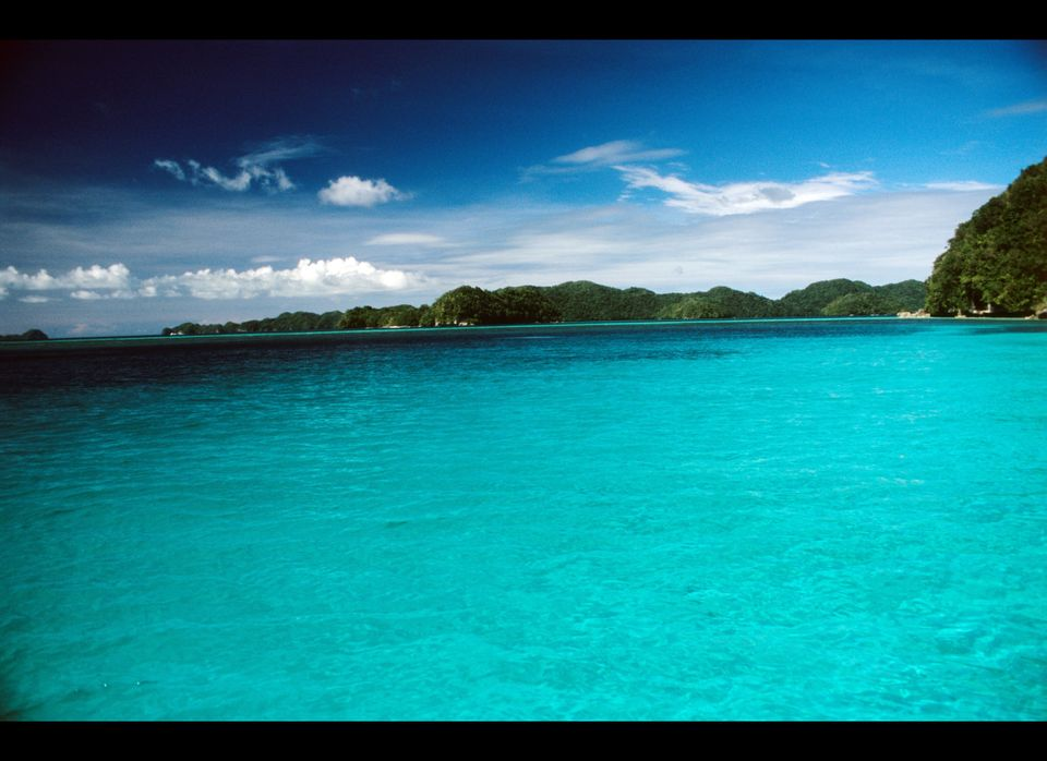 "Palau is one of many Pacific island nations that must confront a future of rising sea levels. <a href=""http://www.pbs.org/wne"