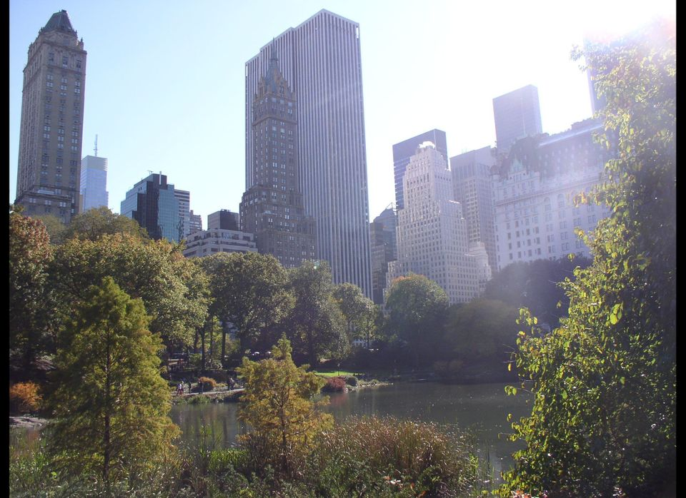 "New York City's <a href=""http://www.centralparknyc.org/"" target=""_hplink"">Central Park</a> is the most famous urban greenspac"