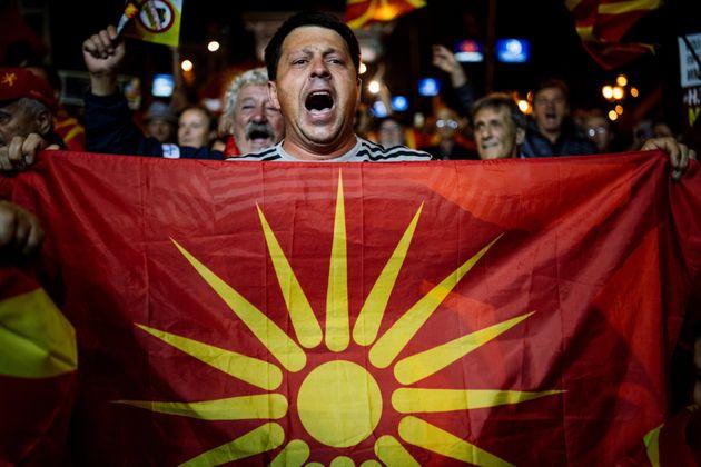 Μίκοσκι - Ηγέτης του VMRO: Ο λαός είπε «STOP» στη συμφωνία των