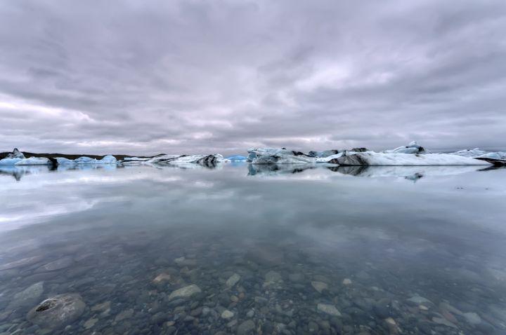 jokulsarlon glacial lagoon ...