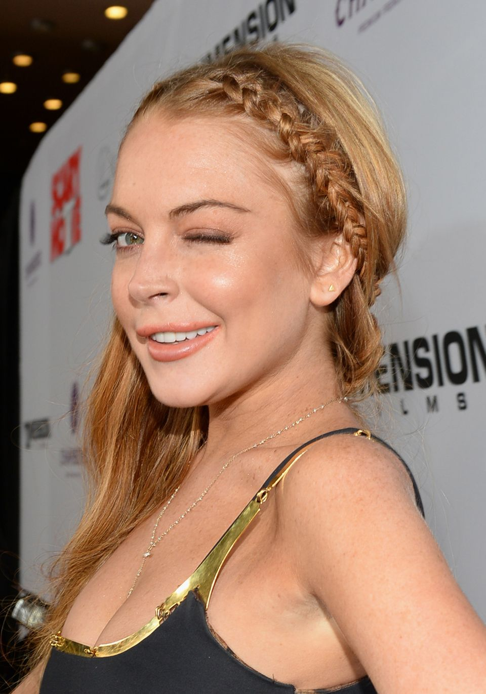 "Although PETA might not be the worst of Lindsay Lohan's worries, <a href=""http://omg.yahoo.com/blogs/celeb-news/lindsay-lohan"