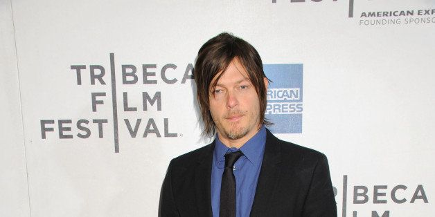 NEW YORK, NY - APRIL 20:  Norman Reedus attends the screening of 'Sunlight Jr.' during the 2013 Tribeca Film Festival at BMCC