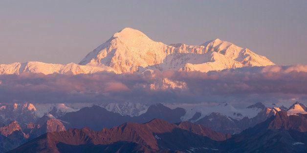 Denali (Mount McKinley) 6,193m (20,320')
