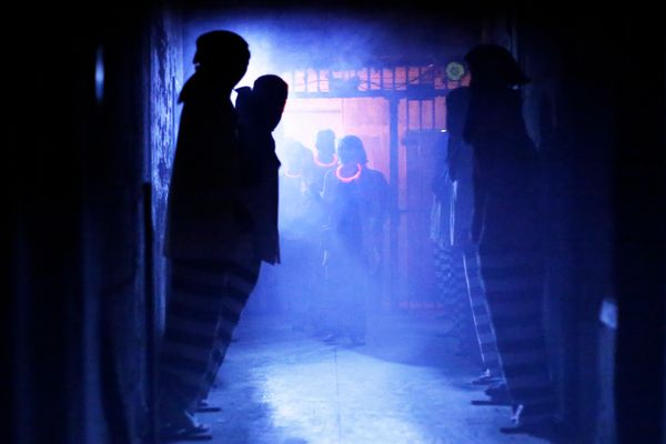 Perhaps one of the most visited of attractions during the fall season are haunted houses. Arising from the superstition and e