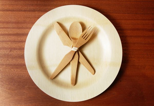 Soiled products like paper plates and napkins are typically NOT recyclable. Styrofoam is not only not recyclable but also oft