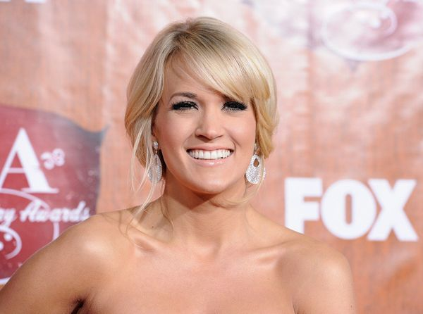 "Growing up on a farm, Carrie Underwood says she became a vegetarian at <a href=""http://tasteofcountry.com/carrie-underwood-ve"