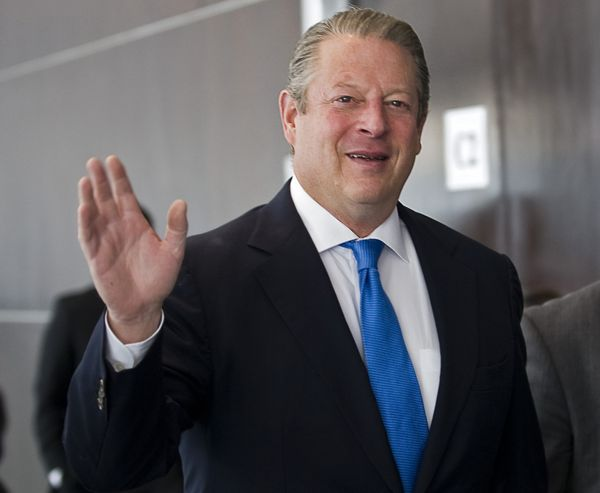 "Al Gore is the latest celebrity to hop on the animal and dairy free diet. <a href=""http://www.forbes.com/sites/ryanmac/2013/1"