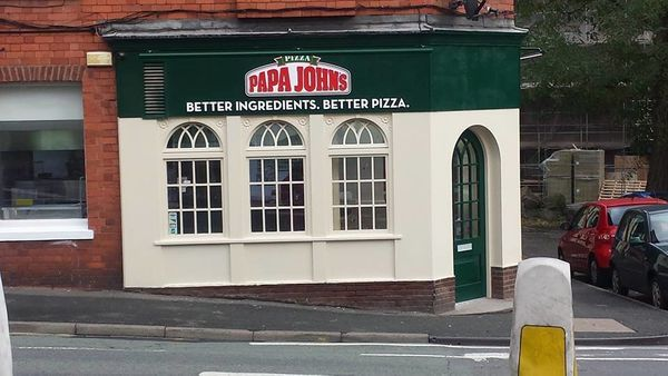 Papa John's may have taken a step forward by denouncing gestation crates, but the company gets negative marks in transparency
