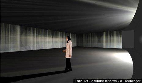 Aesthetic Power Plants' Will Make Energy From Art | HuffPost