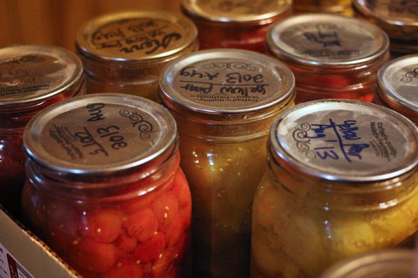 Mason jars aren't the only ones that can be used for home canning. A word of caution, though: your jars need to be airtight f