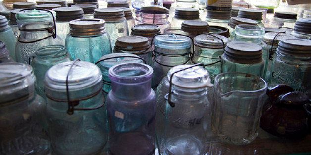 Too Many Glass Jars Lying Around Here Are 11 Cool Ideas For Reusing Them Huffpost