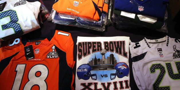 promo code 73483 4e6c8 Counterfeit Super Bowl Fan Gear May Be Tainted With Toxins ...