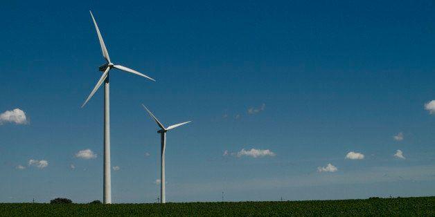 Saturday, June 28, 2008 Mendota Hills Wind Farm